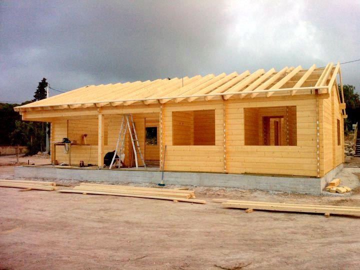 Montadores de casas de madera grupos - Casas de madera en pontevedra ...