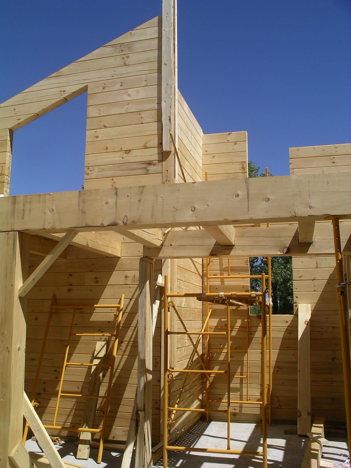 Montadores de casas de madera grupos - Casas de madera zaragoza ...
