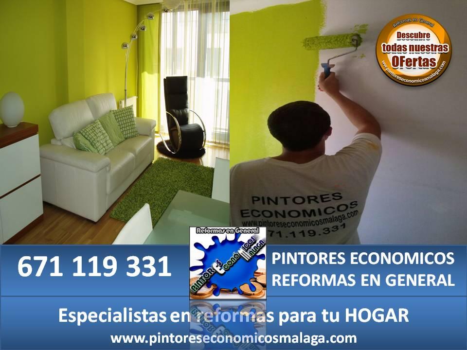 Pintores economicos grupos tu portal de - Pintores baratos en valencia ...