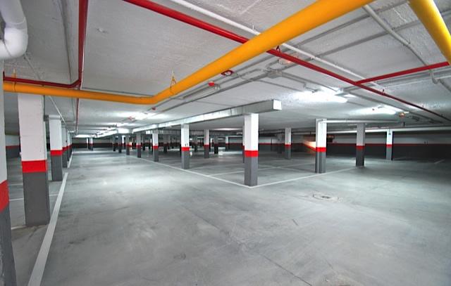 Rehabilitaci n y reformas alersa grupos - Pintura para parking ...