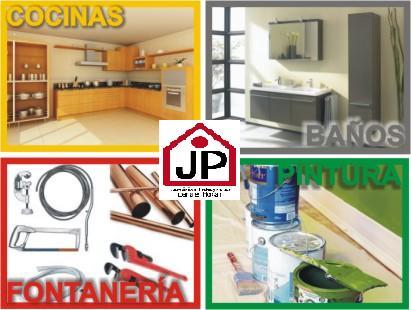 Jp servicios integrales reformas m laga grupos - Reformas hogar malaga ...