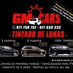 GM Cars – GM Cars – Tintado de Lunas, Rotulación en coches, Pulido de faros, Tarjetas de visita, etc
