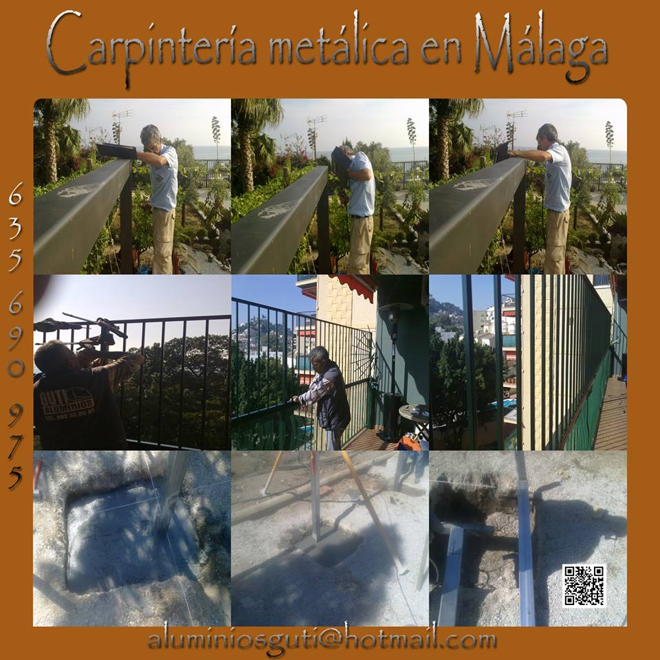 Carpinteria metalica a medida en malaga - Empresas constructoras en malaga ...