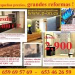 REFORMAS DE COCINA, PISOS, BAÑO