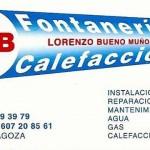 FONTANERÍA CALEFACCIÓN LORENZO MUÑOZ