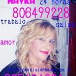 Vidente intuitiva MAYKA,3 min 1 euro 905404001