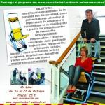 Evacuación asistida para personas con discapacidad
