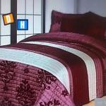 Colchas patchwork muy originales para camas de 150cm