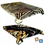 Mantas con efecto terciopelo disponibles para camas 135cm