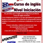 CURSO INGLÉS INICIACIÓN