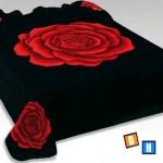 mantas disponibles para camas