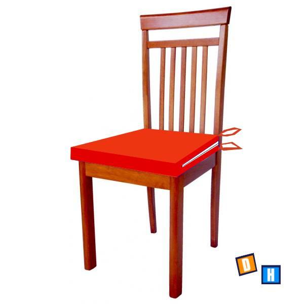 Cojines silla con cremallera grupos empresas - Cojines sillas comedor ...