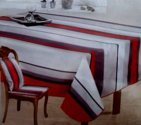Manteles antimanchas para proteger la mesa del comedor - Manteles de mesa de comedor ...