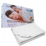 Nueva manta eléctrica calienta camas Digivolt