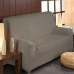 Fundas elásticas para vestir el sofá del salón