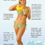 Nutrición, Cosmética, de aloe vera granada