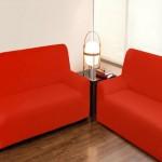 Fundas elásticas de sofás DUO