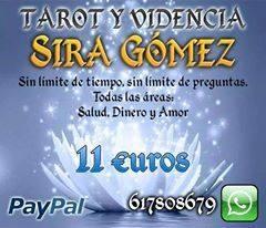 Tarot y Videncia Gomez