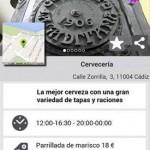 oferta turística, cultural, de ocio o del comercio local para dispositivos móviles y web
