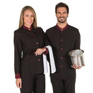uniformes de cocina a medida