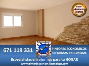 Reformas en General Pintores Economicos, Malaga tu empresa de reformas