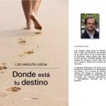 """Novela """"Donde está tu destino"""", de Ediciones Carena"""