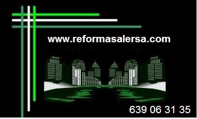 REHABILITACIÓN Y REFORMAS ALERSA, Rehabilitaciónes tarragona