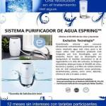 Sistema Purificador de Agua eSpring