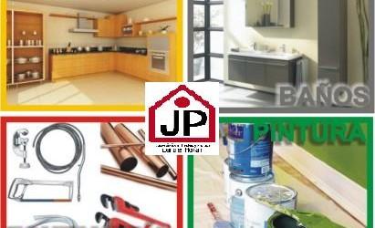 jp servicios integrales, albañileria, pintura, fontaneria, alicatado en malaga