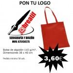 bolsos Serigrafía con tu logotipo