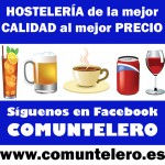 Tu Web de confianza productos hosteleria www.comuntelero.es