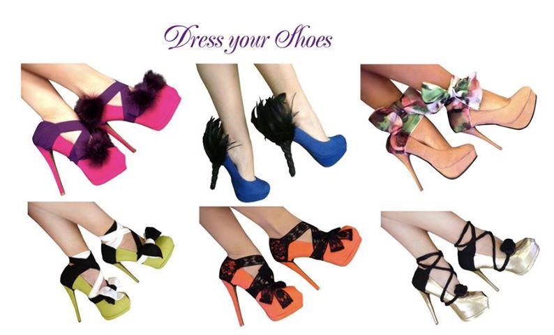 Distribuimos las fundas para zapatos de mujer heels - Fundas para zapatos ...