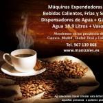 SUMINISTRO E INSTALACION DE MAQUINAS EXPENDEDORAS DE ALIMENTOS