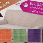 Fundas de sofá elásticas y con mucho estilo