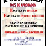 CLASES DE REFUERZO ACADÉMICO