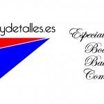 ESPECIALISTAS EN DETALLES DE BODAS, BAUTIZOS Y COMUNION