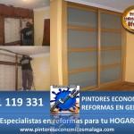 Alisado de paredes y pintura piso 80m aprox, 1500 euros
