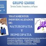 Tratamientos de HOMEOPATIA-NATUROPATIA