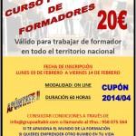 CURSO FORMADOR DE FORMADORES. MODALIDAD ONLINE