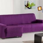 Fundas de sofás chaise longue, diferentes colores para elegir