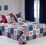 vestir y cubrir la cama