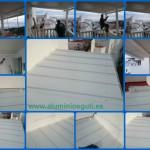 Fabricantes y instaladores de tejados prefafricados en Malaga