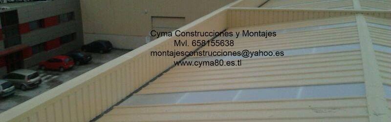 Construcciones y Montajes Fachadas Ventiladas