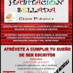 TALLER INICIACION MÉTODO HABITACIÓN SELLADA PARA ADULTOS