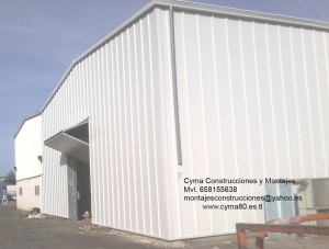 Fachadas en chapa y panel