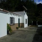 Casa de campo ubicada en pleno parque natural sierra Almijara Malaga