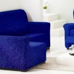 Funda chaise longue más funda sofá relax