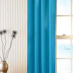 Nuevas cortinas confeccionadas para el hogar