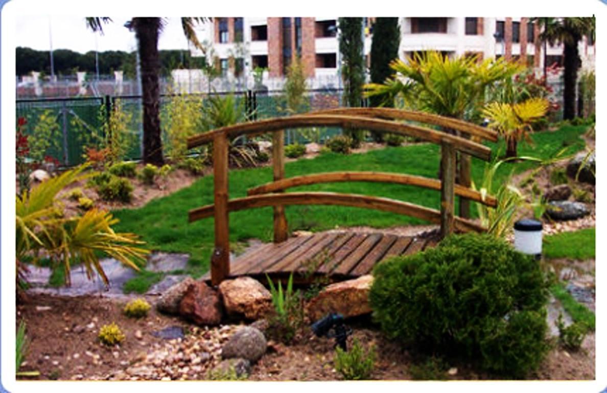 Dise o de jardines grupos tu portal de - Diseno jardines madrid ...