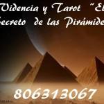 VIDENCIA 806313067 TAROT EL SECRETO DE LAS PIRAMIDES 806313067